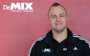 personal trainer almere Dave van Doffelaar